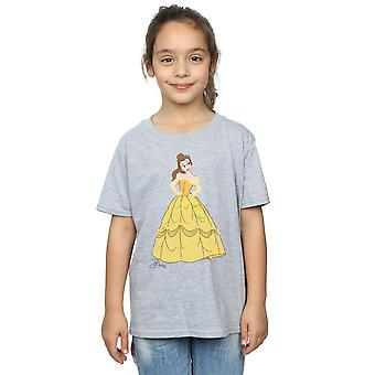 Disney Girls Princesses Classic Belle T-Shirt