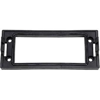 Icotek KEL-SNAP 16 Cable routing frame Polyamide Black 1 pc(s)
