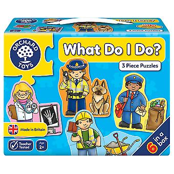 Orchard Toys What Do I Do