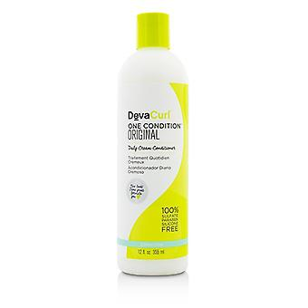 DevaCurl One Condition Original (Daily Cream Conditioner - For Curly Hair) 355ml/12oz