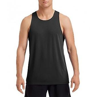 Gildan Mens Performance Racer Back Singlet
