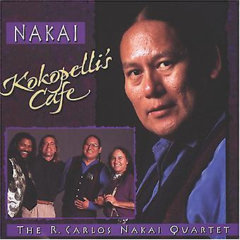R. Carlos Nakai - Kokopelli's Cafe [CD] USA import