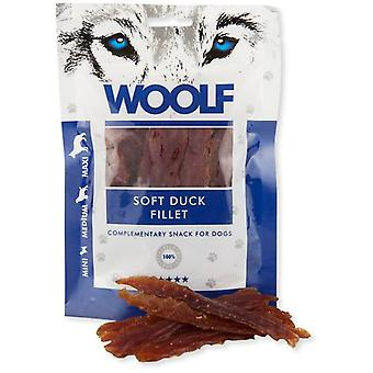 Woolf Soft Duck Fillet (Dogs , Treats , Eco Products)