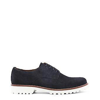 Made in Italia Women Lace up Blue