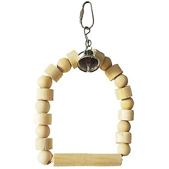 Ica Natural Toy Swing (Birds , Toys)