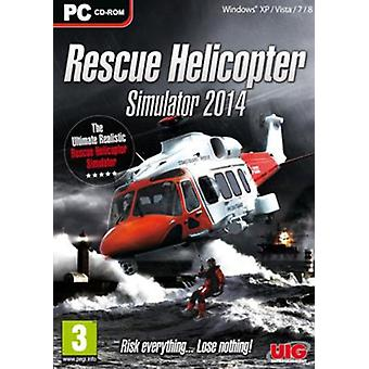Rescue helikopter simulator 2014 (PC DVD)-fabriks forseglet