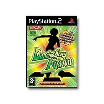 Dancing Stage Fusion (PS2)