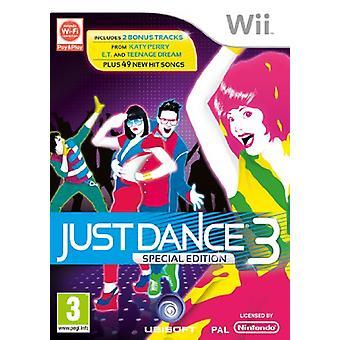 Just Dance 3 (édition spéciale) (Wii)