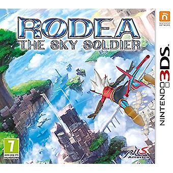 Rodea The Sky Soldier (Nintendo 3DS)