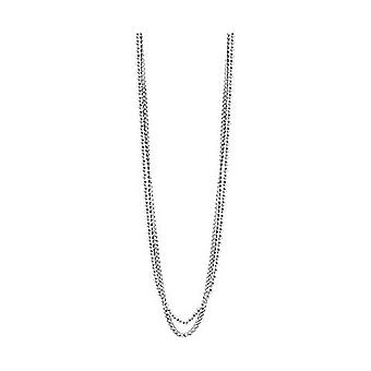 Guess men's chain necklace stainless steel Silver UMN21509