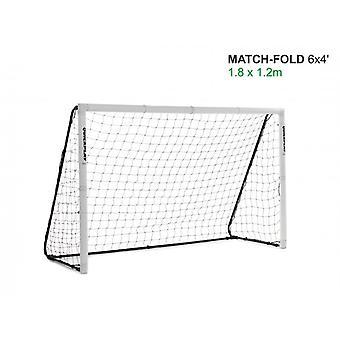 Quick play - match fold 1, 80m x 1, 20m - football goal