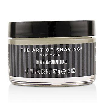 The Art Of Shaving Gel Pomade (Medium Hold Light Shine) - 57g/2oz