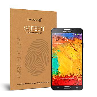 Celicious Vivid Invisible Screen Protector for Samsung Galaxy Note 3 Neo [Pack of 2]