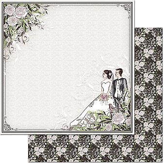 Wedding Double-Sided Cardstock 12