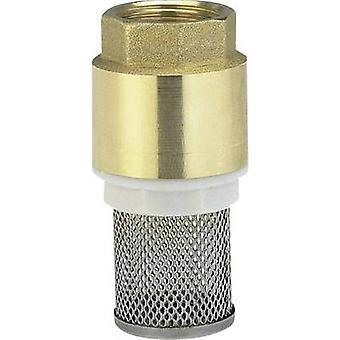 Foot valve 26.5 mm (G3/4) Brass GARDENA 7220-20