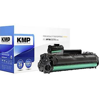 KMP Toner cartridge replaced HP 78A, CE278A Black 2100 pages H-T152