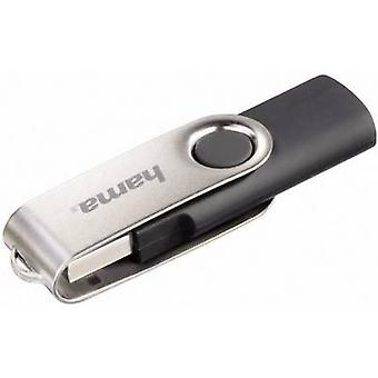 Hama Rotate USB stick 64 GB Black 104302 USB 2.0