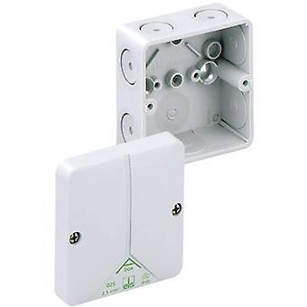 Joint box (L x W x H) 80 x 80 x 52 mm Spelsberg 80290701 Grey