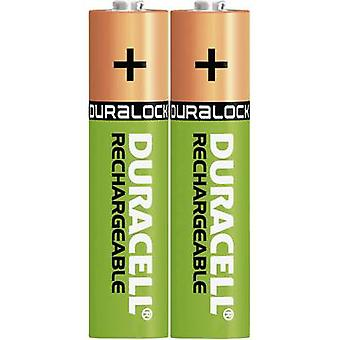 Duracell StayCharged HR03 AAA battery (rechargeable) NiMH 800 mAh 1.2 V 2 pc(s)