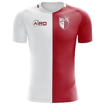 2018-2019 مالطة مفهوم الوطن القميص لكرة القدم