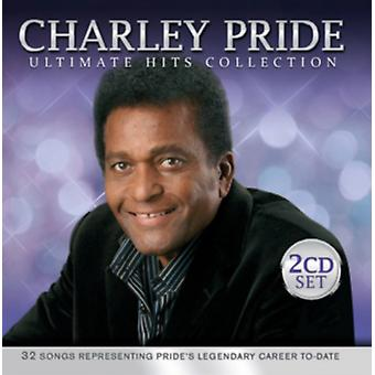 ULTIMATE HITS COLLECTION by Charlie Pride