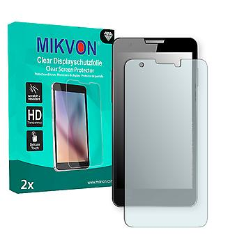 Swees X538 Screen Protector - Mikvon Clear (Retail Package with accessories)