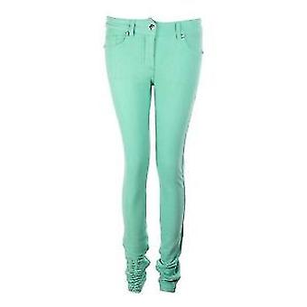 New Ladies Skinny Fit Coloured Stretch Jeans Womens Jeggings