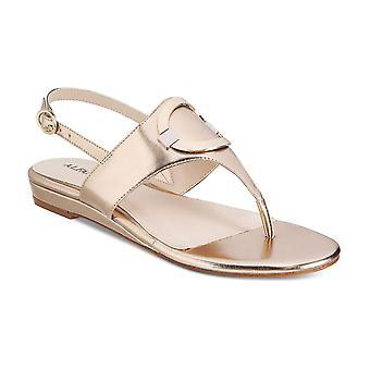 Alfani Womens Hamlyn Open Toe occasionnels cheville Strap Sandals