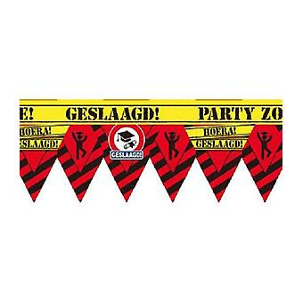 Party Tape - geslaagd
