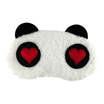 Dear Panda, Fluffy sleep mask for travel and relaxation