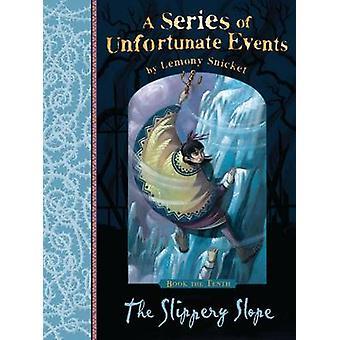 Il pendio scivoloso, scritta da Lemony Snicket - 9781405266154 libro