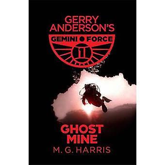 الألغام شبح م. غ. هاريس-كتاب 9781444014082