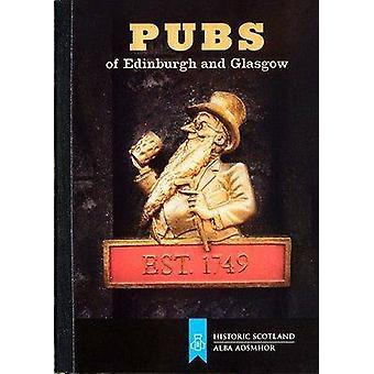 Pubs of Edinburgh and Glasgow - Postcards by Historic Scotland - 97818