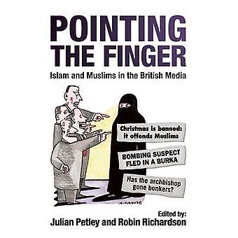 Pekar Finger - Islam och muslimer i brittiska medier av Julian