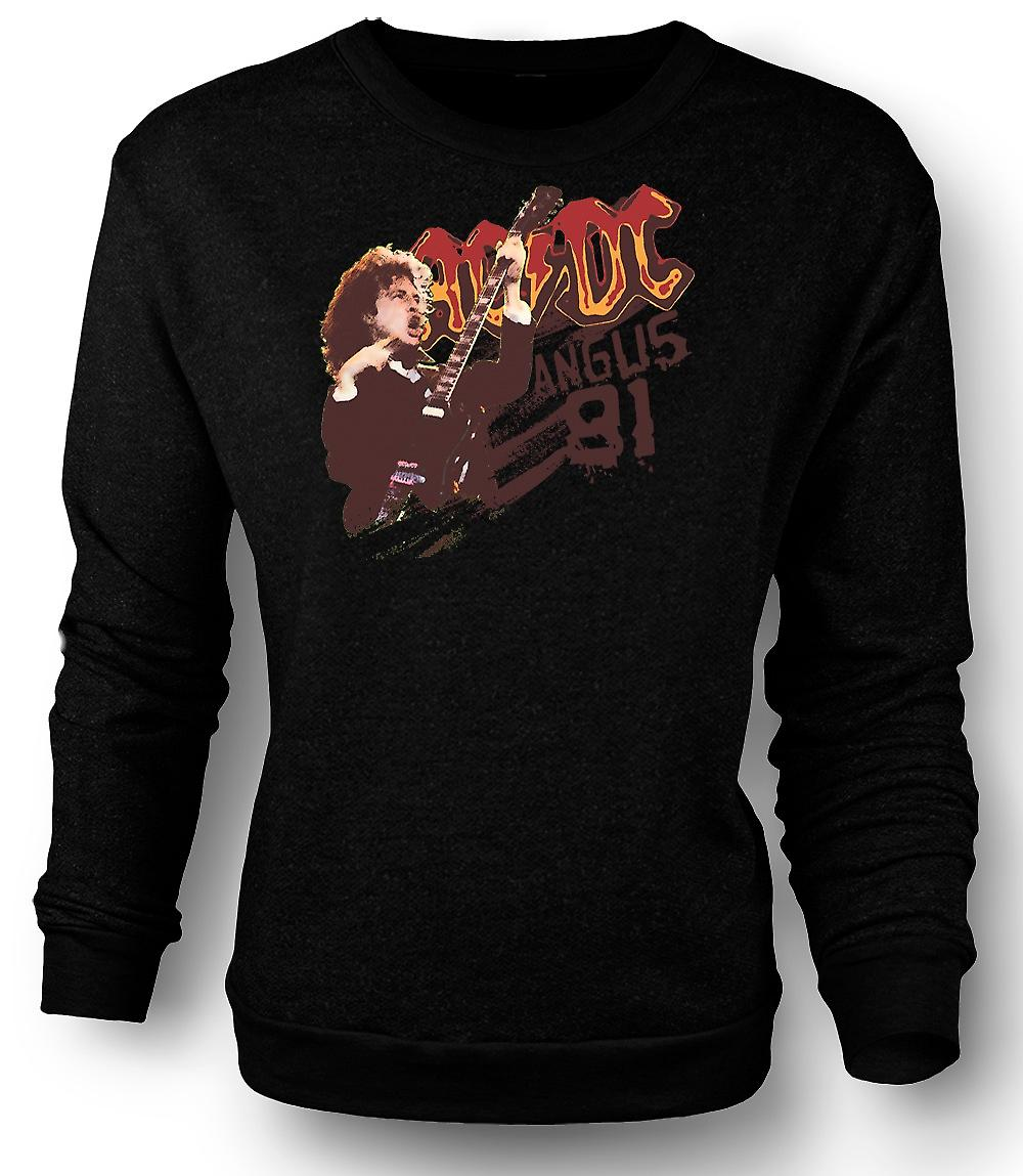 Mens Sweatshirt Buddy Holly Remember
