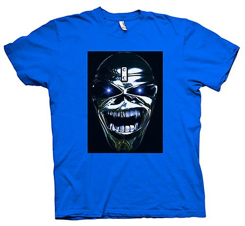 Mens t-skjorte - Iron Maiden - Eddie Head