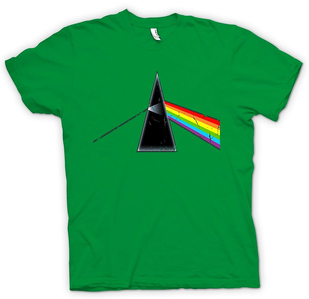 Mens t-shirt - Pink Floyd - Dark Side Of il prisma di luna