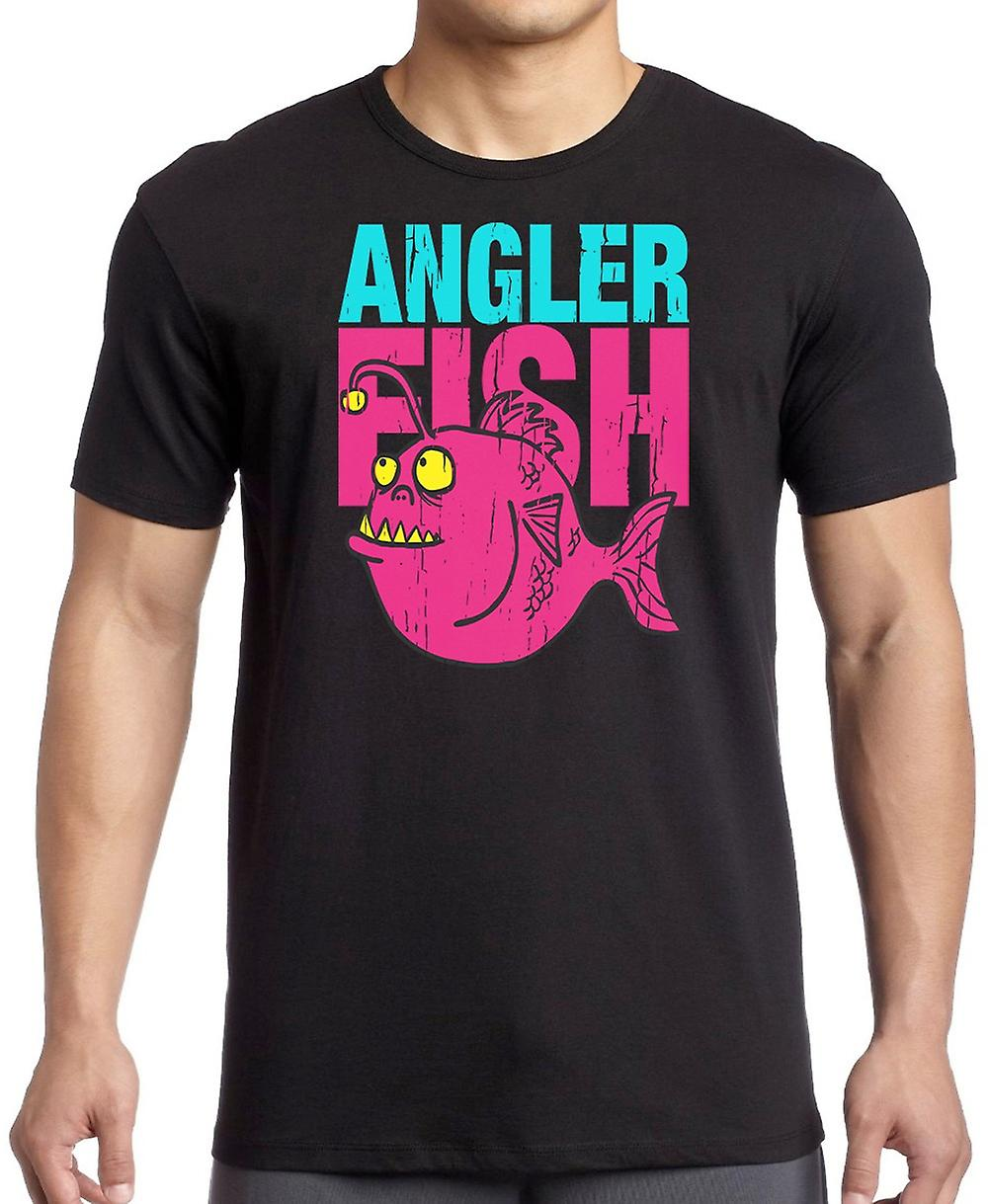 Angler Fish - Cool Predator T Shirt