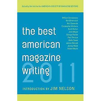 Bästa amerikanska tidningen skriva - 2011 av Sid Holt - den amerikanska S
