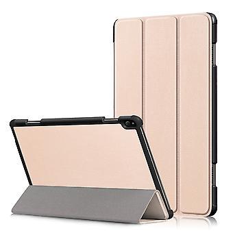 Tri-fold Sleeve to Lenovo Tab P10-Gold