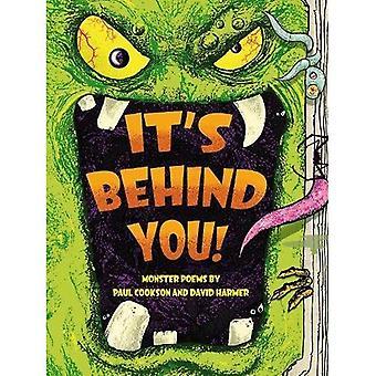 Il est derrière vous!: poèmes de monstre de