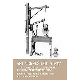 ¿Arte versus industria?