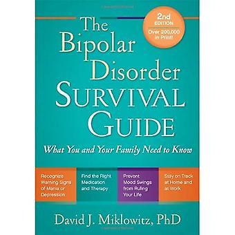 De bipolaire wanorde Survival Guide: Wat u en uw gezin moeten weten