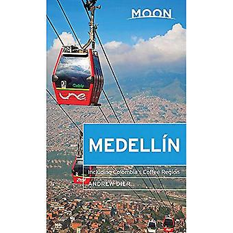 Moon Medellin: Including Colombia's Coffee Region (Paperback)