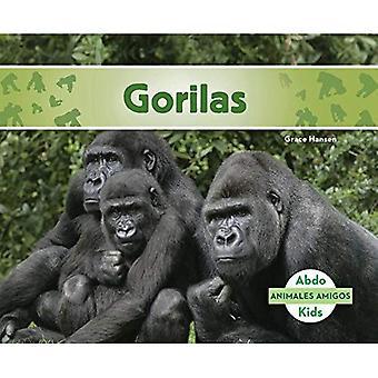 Gorilas (gorilles) (Animales Amigos (amis animaux))