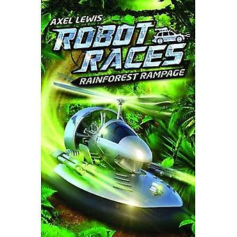 Rainforest Rampage (Robot Races)