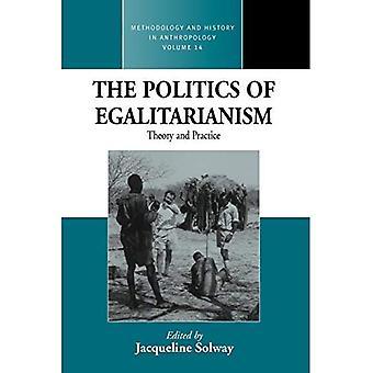 Die Politik des Egalitarismus: Essays in Honor of Richard B. Lee