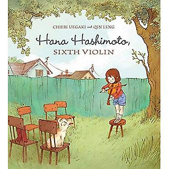 Hana Hashimoto, sixième violon