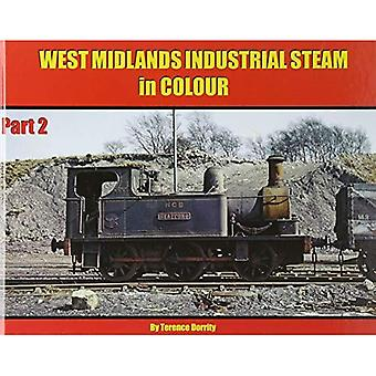 West Midlands Industrial Steam in Colour: Part 2