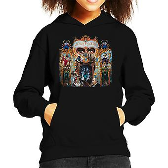 Michael Jackson Dangerous Kid's Hooded Sweatshirt